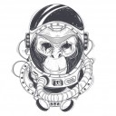 vector-hand-drawn-illustration-of-a-monkey-astronaut-chimpanzee-in-a-space-suit_1441-349